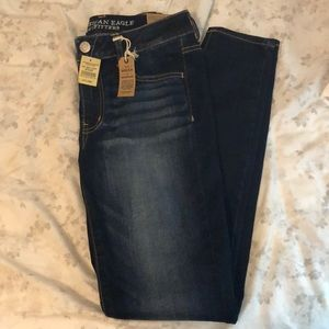 American Eagle Super Skinny Jeans Size 8